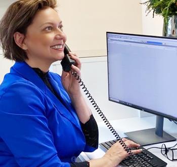 Praxis für Kieferorthopädie: Praxismanagerin